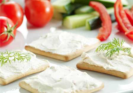 Make cream cheese in 20 minutes brochure
