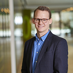 Arla Foods Ingredients - Pediatric Ingredients and solutions Expert, Jakob Madsen Pedersen