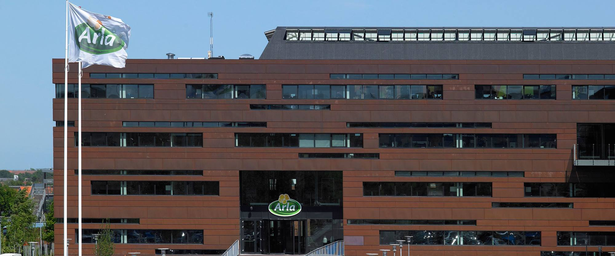 Contact Arla Foods Ingredients Group Head office in Viby